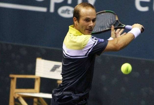 ATP Stockholm al voorbij voor Olivier Rochus