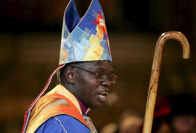 """Aartsbisschop Sentamu: """"Geef racisme niet schuld voor problemen"""""""