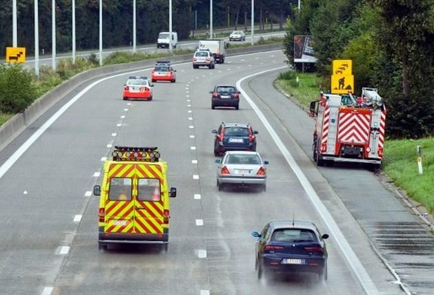 A12 richting Nederland komend weekend afgesloten