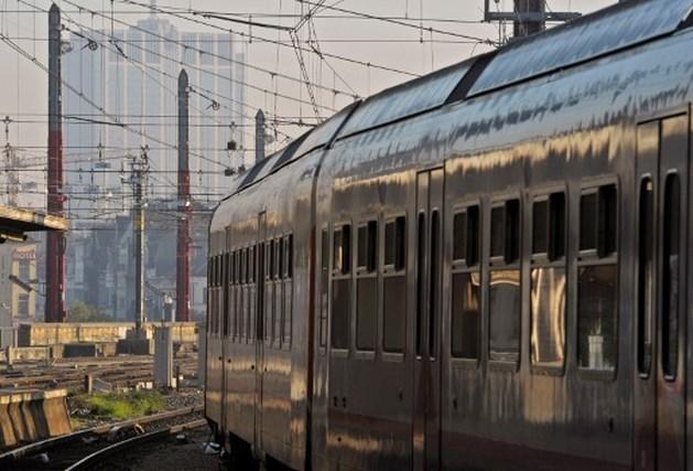Infrabel: 89,5 procent van de treinen op tijd