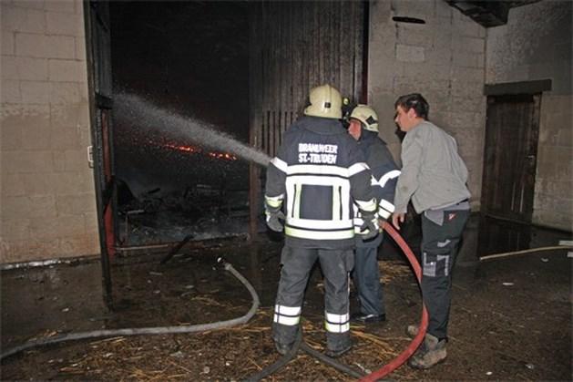 100.000en euro's schade na brand in Nieuwerkerkse kippenstal