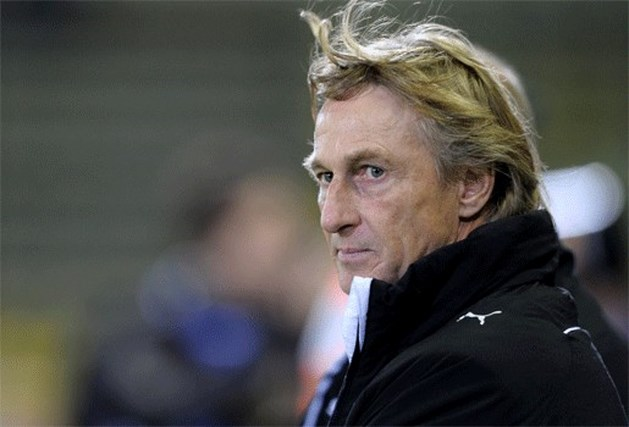 Woedende fans verstoren gesloten training Club Brugge