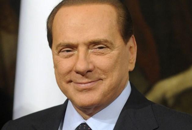 Motie van wantrouwen tegen regering Berlusconi