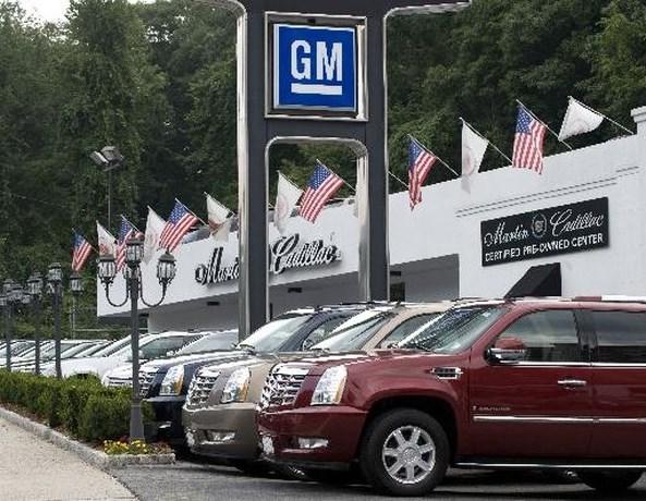 Canada verkleint belang in General Motors
