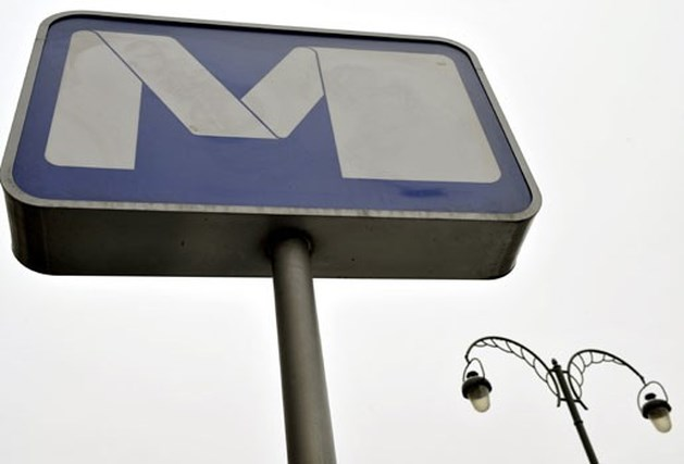 Grootschalige rampoefening in de Brusselse metro