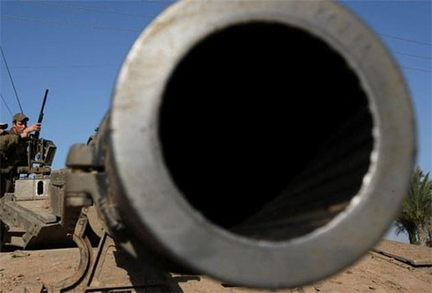 Amerikanen gebruiken voor het eerst zware tanks in Afghanistan