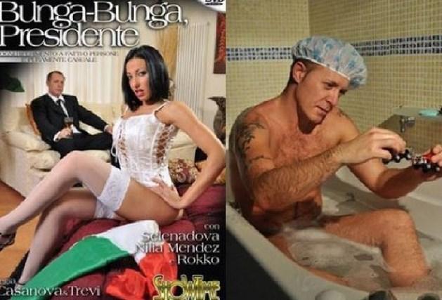 Berlusconi krijgt eigen seksfilm