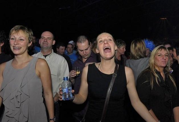 Zingpaleis: ambiance op de eindmeet (foto's)