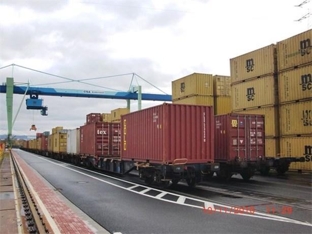 Nieuwe goederenlijn  tussen Antwerpen en Andernach