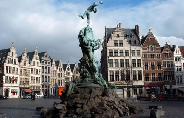 Antwerpen sporthoofdstad van Europa