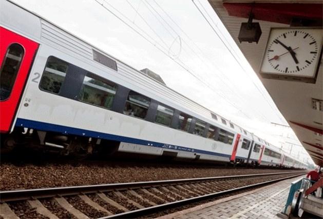 Conducteur mist eigen trein