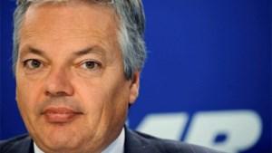Hans Bonte trekt handelwijze Didier Reynders in twijfel