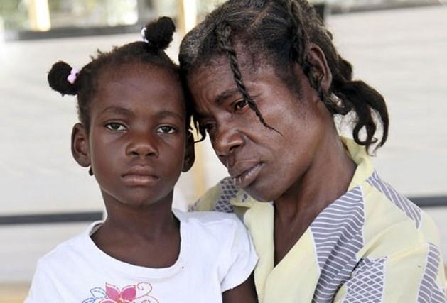 1 jaar na de aardbeving: verkrachtingen nemen toe in Haïti