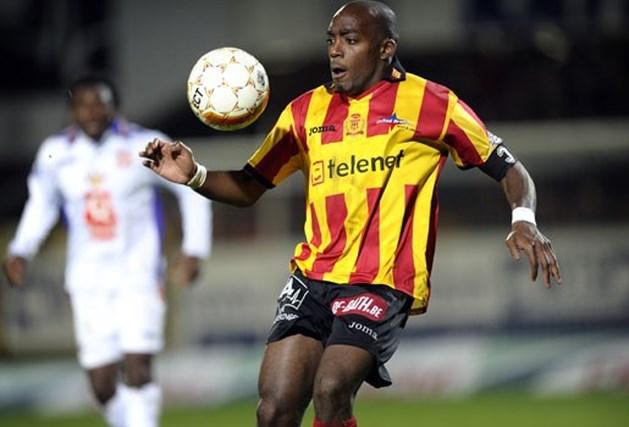 Kapitein Joachim Mununga verlaat KV Mechelen