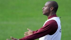 Gillet en Mudingayi tegen elkaar in Serie A