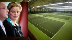 2,5 miljoen euro voor Clijsters' tenniscentrum in Bree