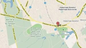 Groot gaslek in Watermaal-Bosvoorde