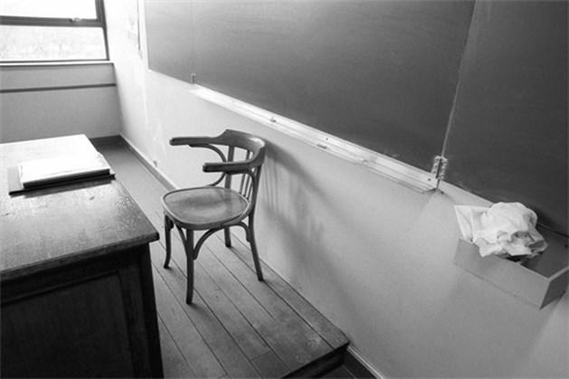 Maandag veroordeeld voor bezit kinderporno, dinsdag voor de klas