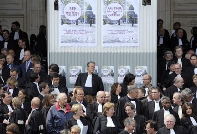 """Vlaamse advocaten: """"Wij zijn geen bloempotten"""""""