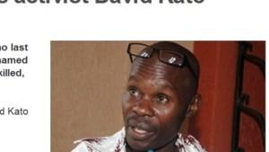 Oegandese homoactivist vermoord
