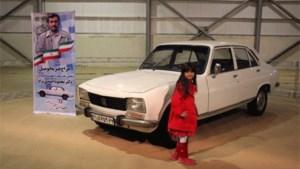 Klein fortuin voor oude Peugeot Iraanse president