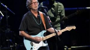 Zeventig gitaren Eric Clapton geveild voor goede doel