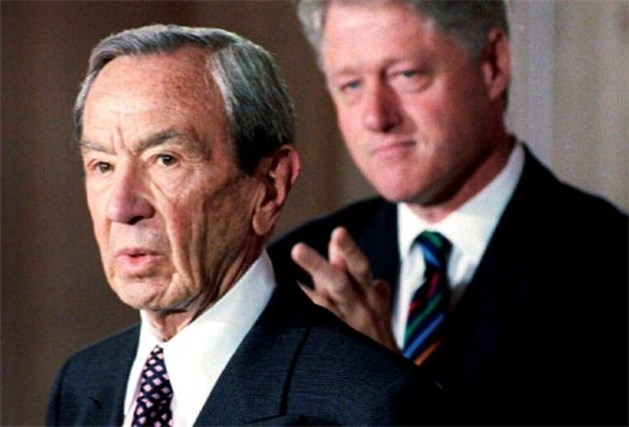 Amerikaanse ex-minister Buitenlandse Zaken Christopher overleden