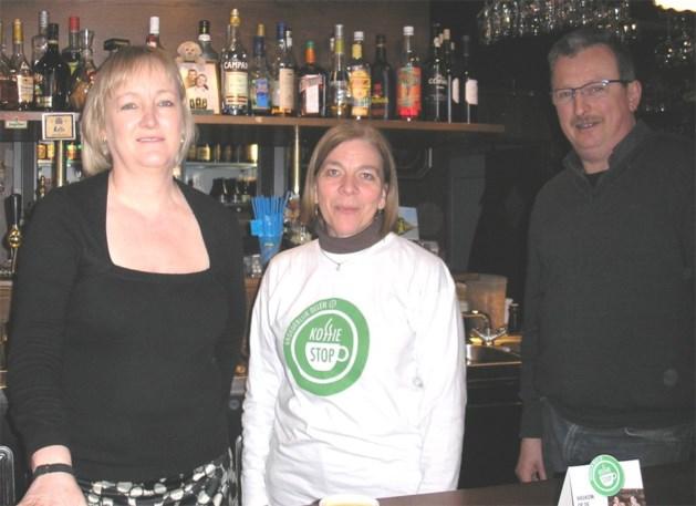 'Koffiestop Broederlijk Delen' derde keer in taverne 't Raedthuys Kortessem