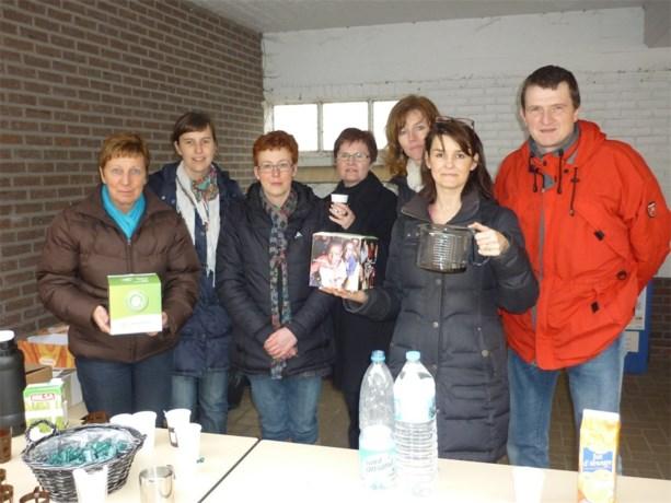 Koffie en fruitsap voor de ouders en leerlingen van 't Nederwijsje