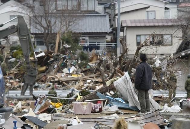 Dodental Japan loopt op tot meer dan 10.000