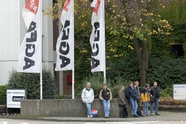 Afga-Gevaert boekt iets meer winst dan aangekondigd