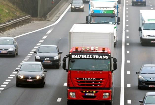 Dreigend tekort aan vrachtwagenchauffeurs in ons land