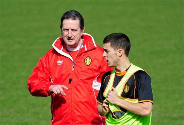 """""""Hazard niet in basis tegen Oostenrijk, is dit een grap?"""""""