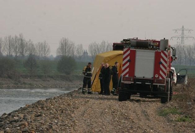 Lijk vermiste schipper aangetroffen in de Maas