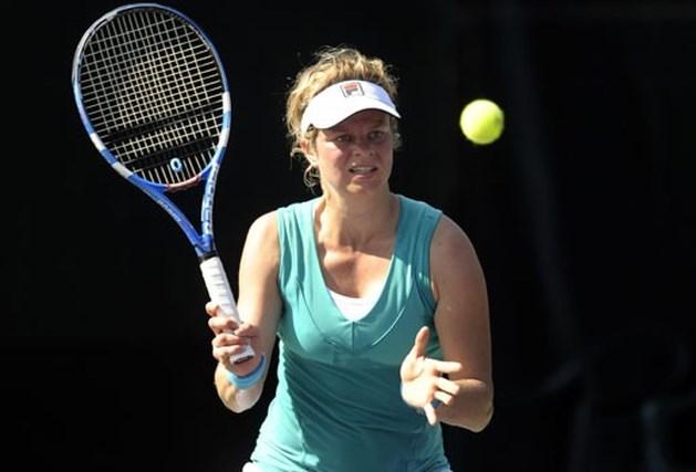 Kim Clijsters vlot naar derde ronde Miami
