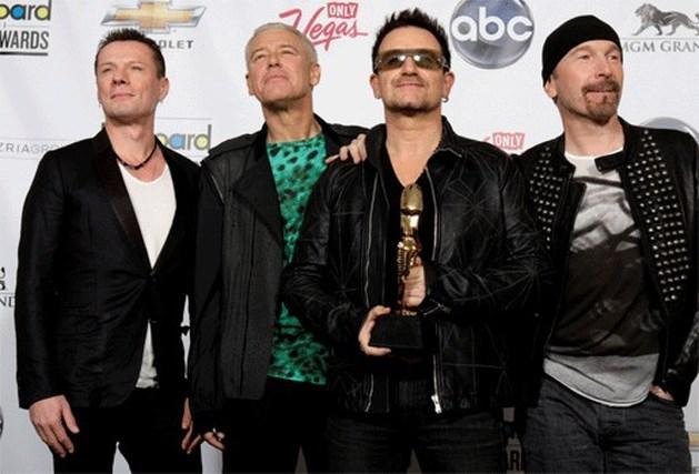 U2 eert Bob Dylan tijdens concert in Utah