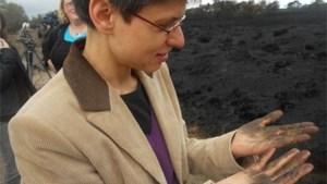 Heidebrand beperkt zich tot bescheiden grondvuur