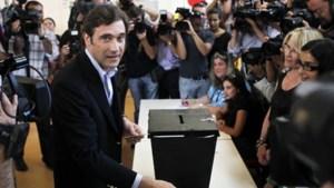 Portugezen kiezen voor een rechtse regering