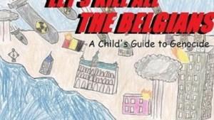Kinderboek wil Belgen dood