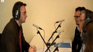 Radiomaker slaat tilt tijdens mondeling examen bij prof Carl Devos