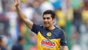 Salvador Cabanas doet mee in oefenpot ondanks kogel in het hoofd