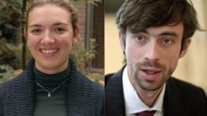 Freya Piryns (Groen!) en Willem-Frederik Schiltz (Open Vld) hebben relatie