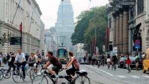 Brussel houdt het op één autoloze zondag per jaar