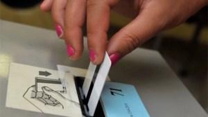 Kiezers krijgen controleticket na elektronische stem