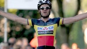 Niels Albert wint in Kalmthout voor Wellens en Meeusen