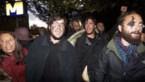 Tientallen 'Indignados' opgepakt in Koekelberg