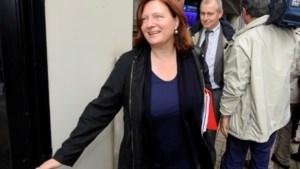 Sabine de Bethune wordt nieuwe Senaatsvoorzitter