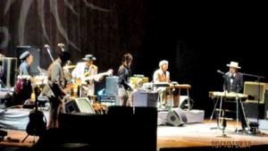 Dubbelconcert Knopfler & Dylan zonder duet