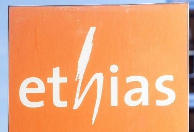 Ethias vraagt steun aan overheid
