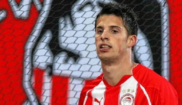 Rode Duivel Mirallas scoort drie keer voor Olympiakos